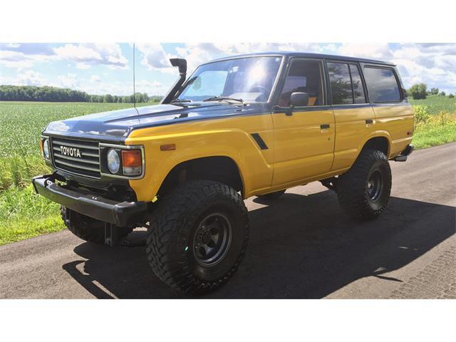 1983 Toyota Land Cruiser FJ | 893407