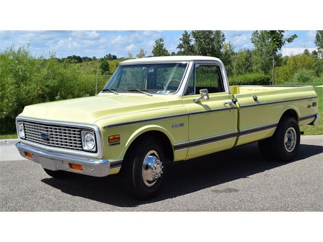 1972 Chevrolet Cheyenne | 893414