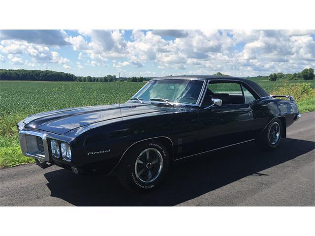 1969 Pontiac Firebird | 893420