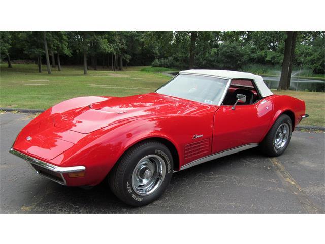 1972 Chevrolet Corvette | 893426