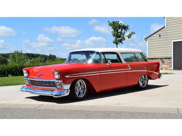 1956 Chevrolet Nomad | 893429