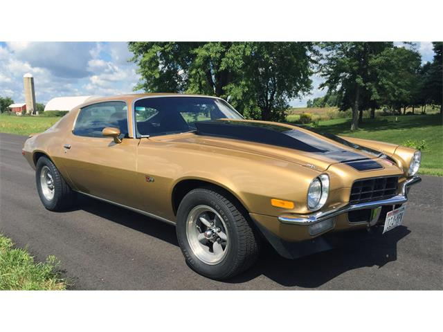 1971 Chevrolet Camaro | 893431