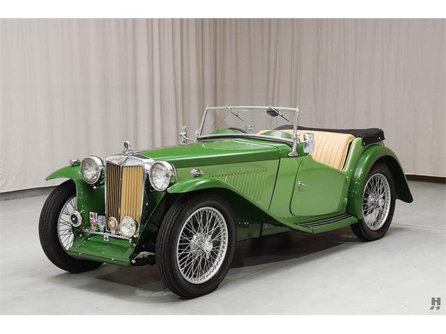1937 MG TA   893434