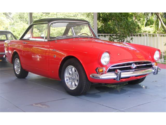1967 Sunbeam Tiger Tribute Alpine | 893441