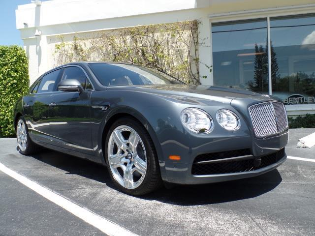 2015 Bentley Continental Flying Spur | 893444
