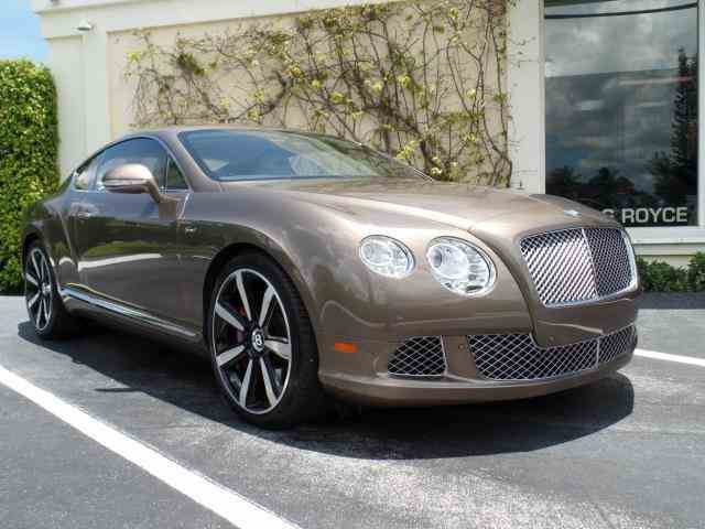 2015 Bentley Continental | 893445