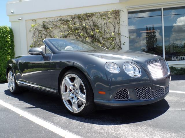 2012 Bentley Continental GTC | 893446