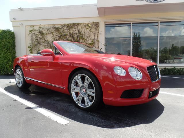2014 Bentley Continental GTC V8 | 893447