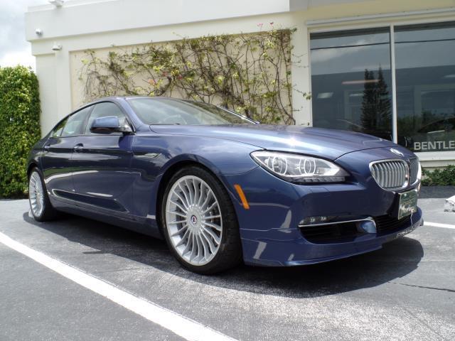 2015 BMW Alpina B6 Xdrive Gran Coupe | 893451