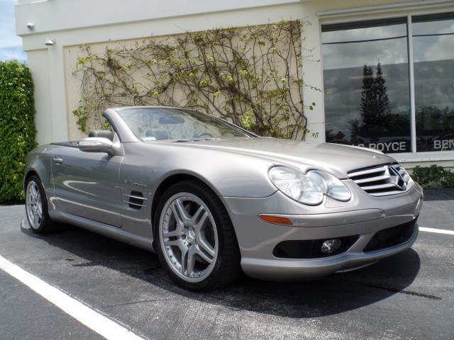 2005 Mercedes-Benz SL55 | 893455