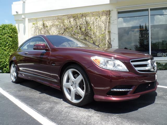 2012 Mercedes CL550 4-Matic | 893457