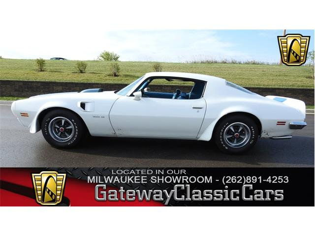 1970 Pontiac Firebird Trans Am | 890346