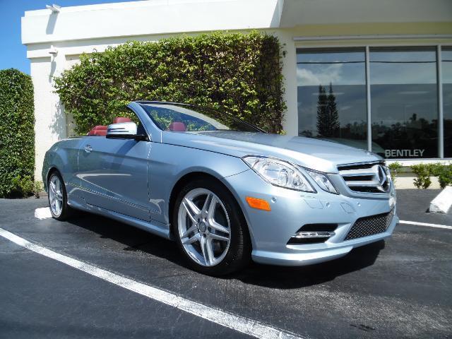 2013 Mercedes E550 Cabriolet | 893461