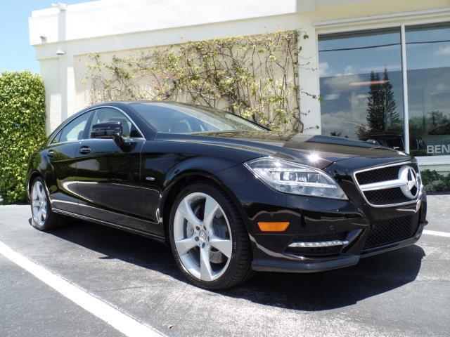 2012 Mercedes-Benz CLS550 | 893462