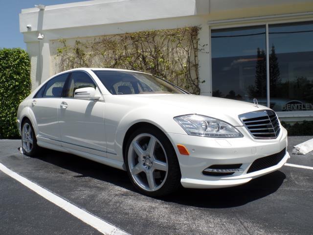 2013 Mercedes-Benz S550 | 893463