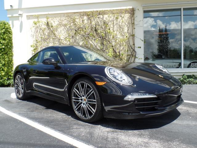 2016 Porsche 911 Carrera Coupe Black Edition | 893466