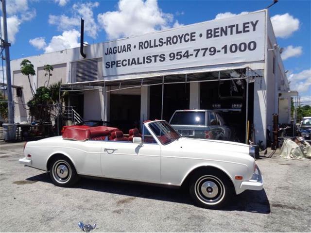 1985 Rolls-Royce Corniche | 893469