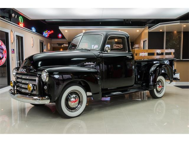 1950 GMC 3100 5-Window Pickup | 893474