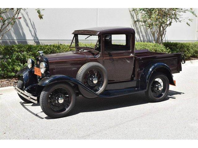 1931 Ford Model A | 893476