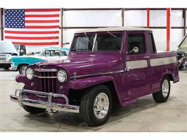 1950 Jeep Willys | 893485