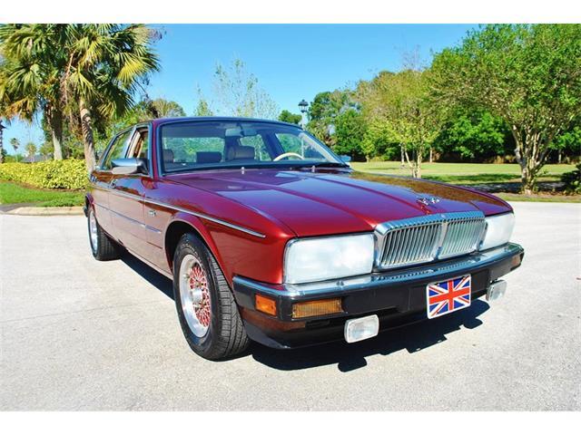 1990 Jaguar XJ | 893496