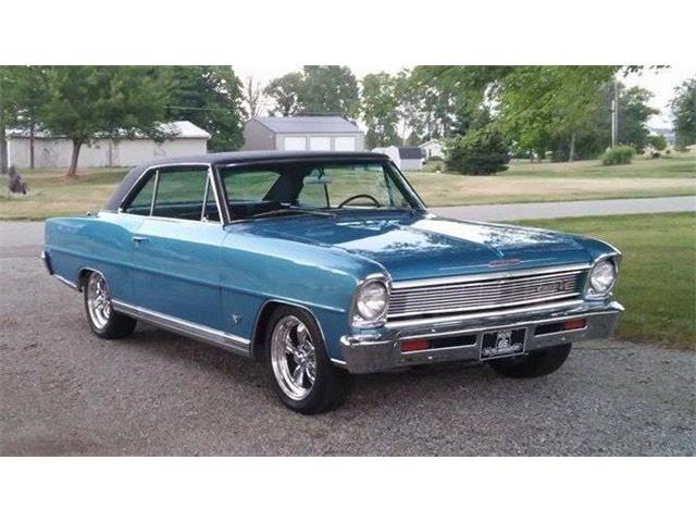 1966 Chevrolet Nova | 893497