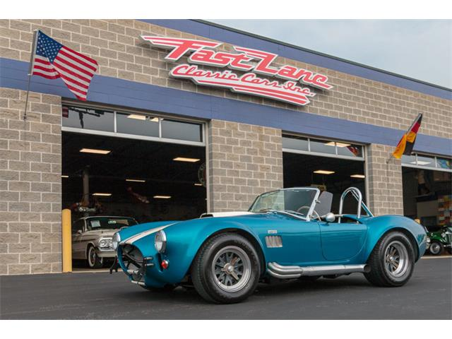 1965 Shelby CSX | 893500