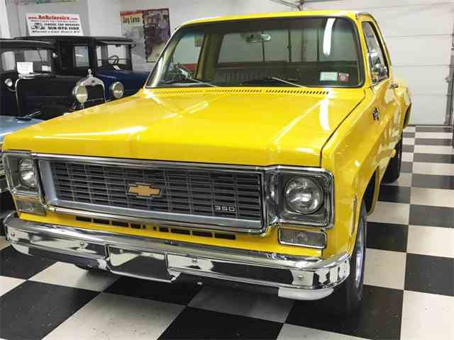 1974 Chevrolet C10 FRAMEOFF RESTORED | 893504