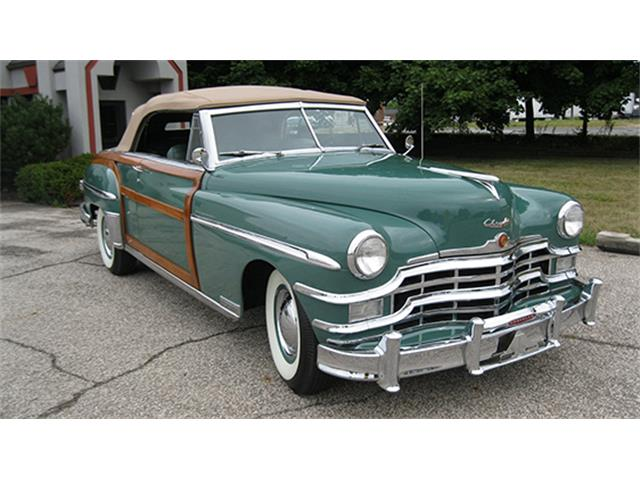 1949 Chrysler Town & Country Convertible | 893509