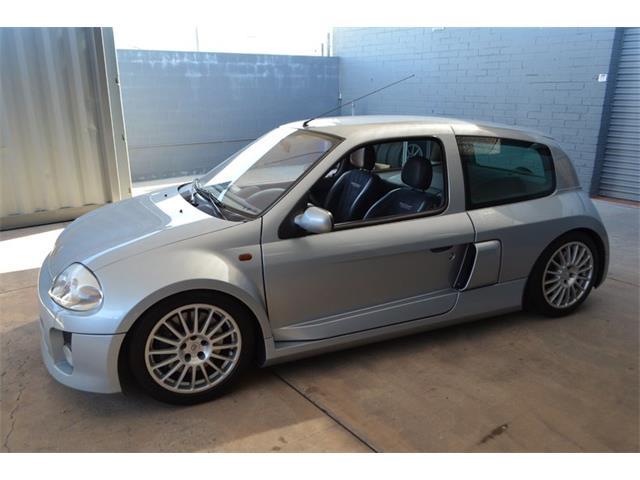 2003 Renault Clio V6 Sport | 893510
