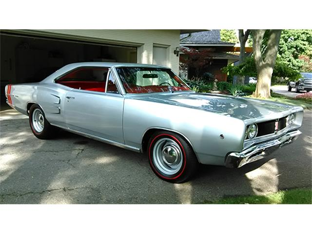 1968 Dodge Coronet 500 Two-Door Hardtop | 893511