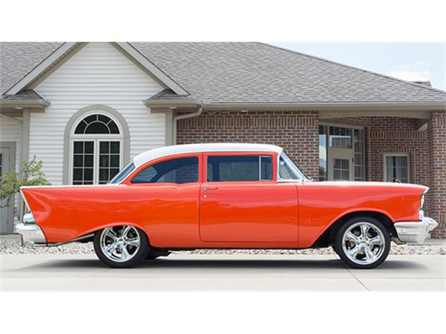 1957 Chevrolet Bel Air Restomod Two-Door Sedan | 893513