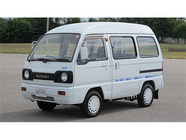 1990 Suzuki Join 660 Deluxe Van | 893516