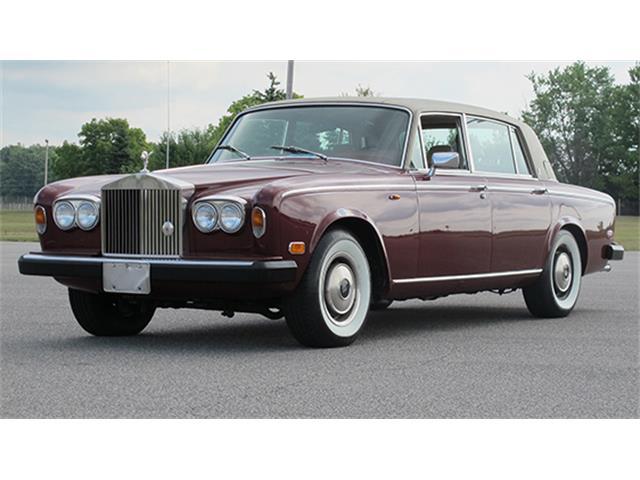 1978 Rolls-Royce Silver Wraith Saloon | 893517