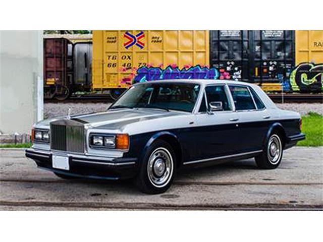 1988 Rolls-Royce Silver Spirit Saloon | 893526