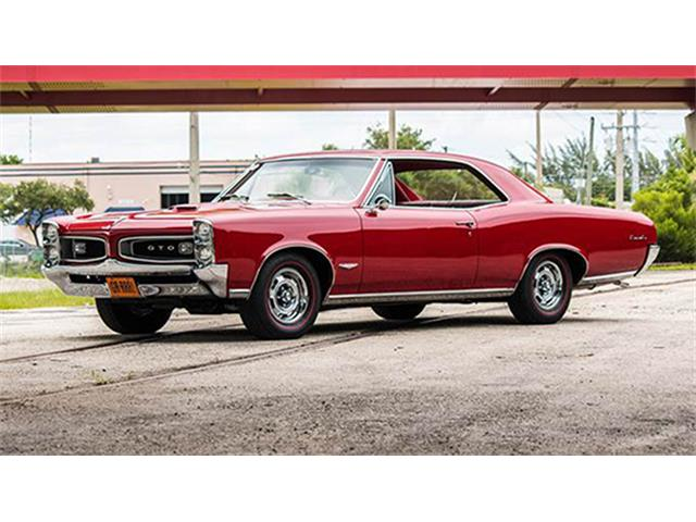 1966 Pontiac GTO | 893527