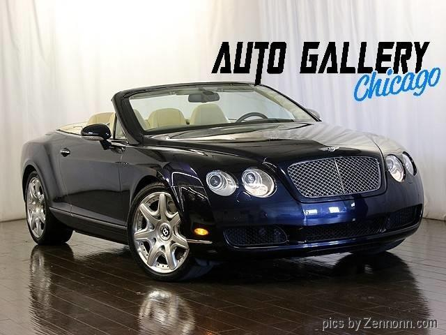 2008 Bentley Continental   893535