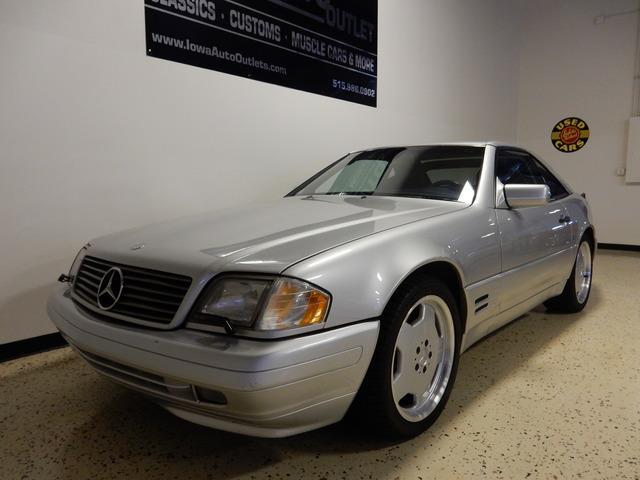 1998 Mercedes-Benz SL-Class | 893546