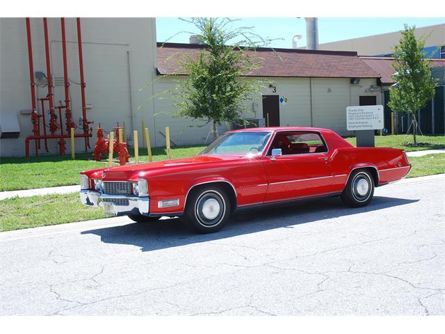 1969 Cadillac Eldorado | 893555