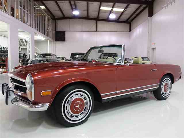 1971 Mercedes-Benz 280SL | 893562
