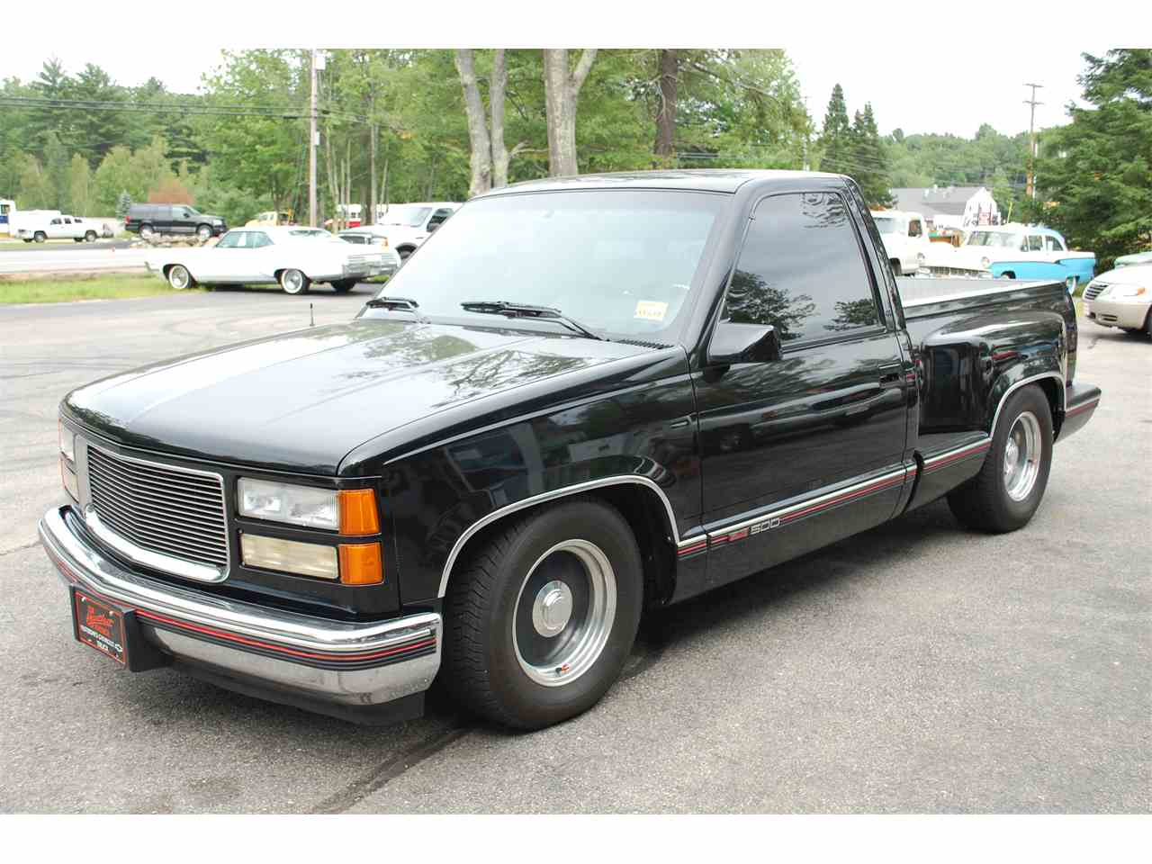 Large Picture of '94 Sierra - J5HD