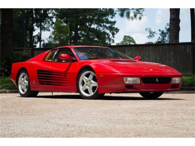 1993 Ferrari 512 TR | 890357