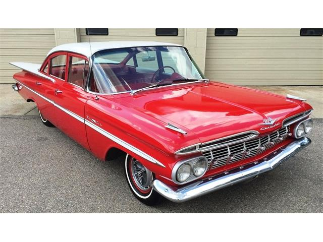 1959 Chevrolet Bel Air | 893570