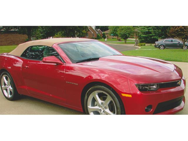 2015 Chevrolet Camaro RS | 893571
