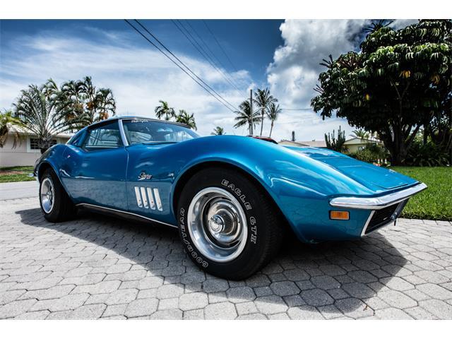 1969 Chevrolet Corvette | 893577