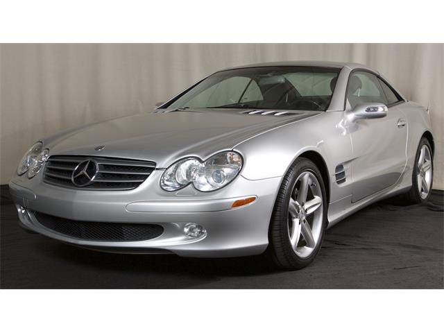 2004 Mercedes-Benz SL500 | 893585