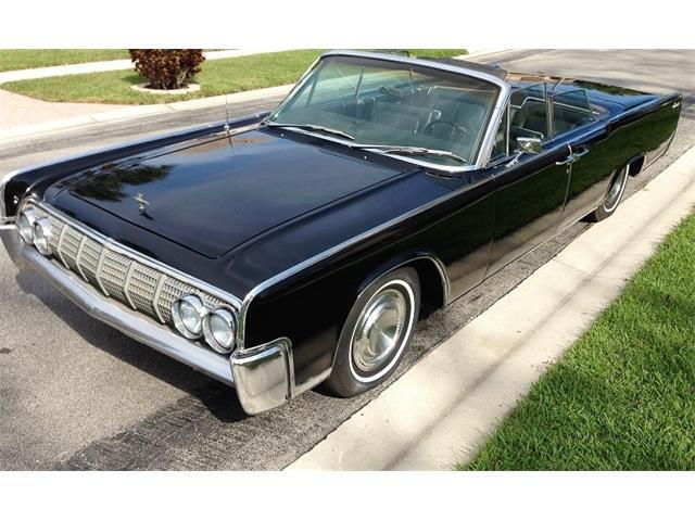 1964 Lincoln Continental | 893587