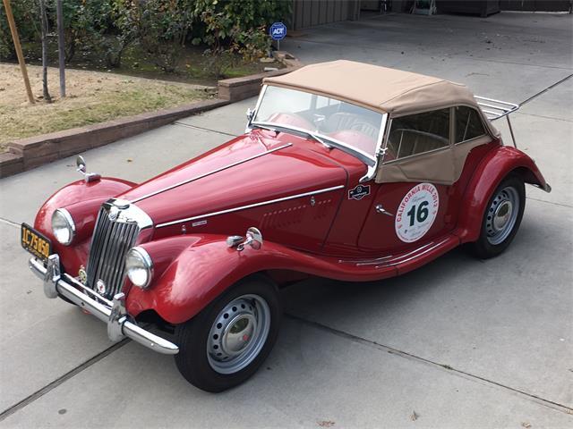 1954 MG TF | 893589