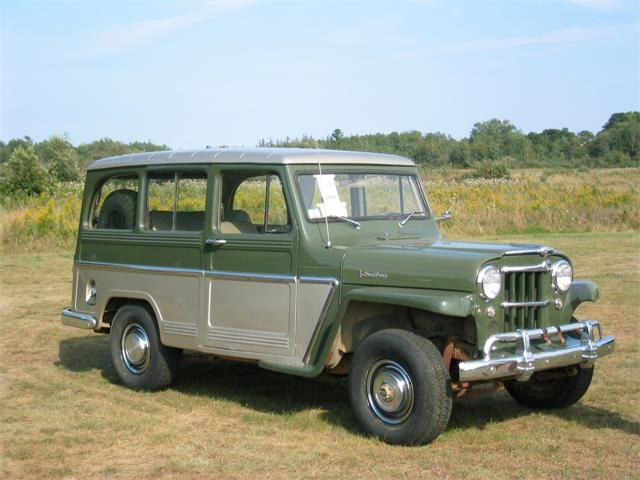 Classic Willys For Sale On Classiccars Com 108 Available