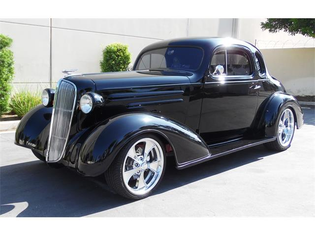 1936 Chevrolet 5-Window Coupe | 893594
